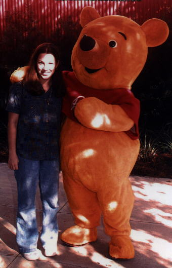 Me and Pooh